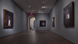 Installation view of Verschränkung and The Uncertainty Principle at Acquavella Galleries from May 5 - June 16, 2011.
