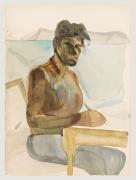 Lucian Freud, Self-Portrait, 1961