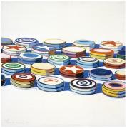 Wayne Thiebaud, Yo-Yos, 1963