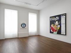 Tom Sachs Handmade Paintings