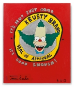 Tom Sachs - Krusty Brand Seal of Approval (red)