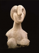 Pablo Picasso, Bust of a Woman, 1931