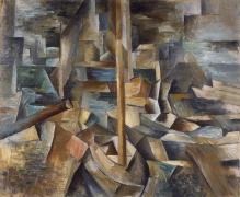 Georges Braque, Harbor, 1909
