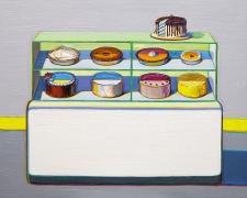 Wayne Thiebaud, Cold Case, 2010/2011/2013