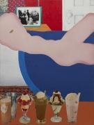 Tom Wesselmann Great American Nude #27, 1962