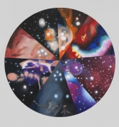 James Rosenquist, Alternative Realities, 2012