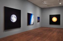 Sgr * A Damian Loeb Installation View