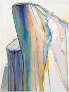 "Wayne Thiebaud, ""Sandy Cliff,"" 2013/2018-19"