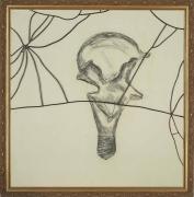 Melted Light Bulb, 1998
