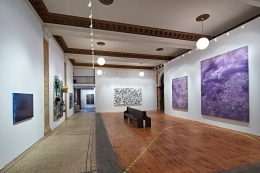 Installation view,First Show / Last Show,190 Bowery, New York, 2015