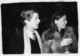 Kevin Farley and Dorothy Lichtenstein, Washington D.C., 1977