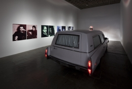 Installation view, The Bruce High Quality Foundation,The Whitney Biennial 2010, The Whitney Museum, New York, 2010