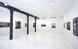 Installation view,Rene Ricard,Rene Ricard:Paintings,Vito Schnabel, New York, 2015