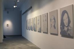 Installation view, The Bruce High Quality Foundation,The Retrospective: 2001-2010,Galerie Bruno Bischofberger, Zurich, 2010