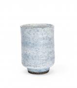 Lucie Rie 'Beaker' vase, c. 1989