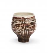 Hans Coper Vase form, c. 1952