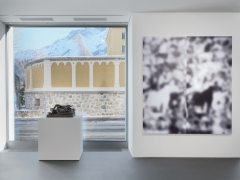 Installation view, The Age of Ambiguity, Curated by Bob Colacello, Vito Schnabel Gallery, St. Moritz, 2017,