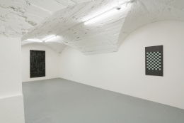 Installation view, A Selection of Works from the 1980s, Vito Schnabel Gallery, St. Moritz, 2016