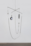 SCALE (MS5903), 2016, Steel and mixed media