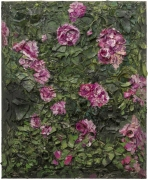 Rose Painting (Near Van Gogh's Grave) IX