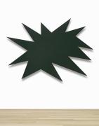 Imi Knoebel Canape Monochrome Brun Olive, 1990