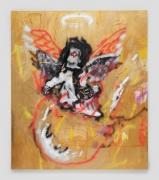 Robert Nava Gold Sky and Wind Angel, 2020