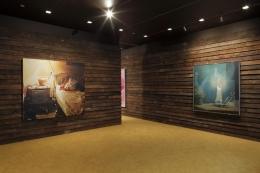 Installation view, These Days, Sotheby's S|2, New York, 2011