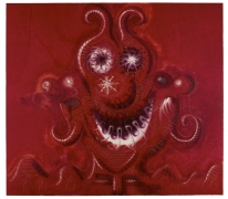 Kenny Scharf, Rosso Ruska Rougette