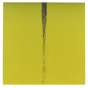 Pat Steir Yellow One, 2018