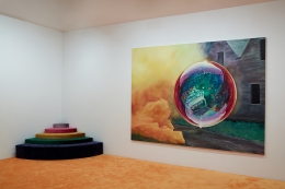 Installation view: Ariana Papademetropoulos: Unweave a Rainbow