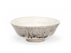 Lucie Rie Footed bowl, c. 1955