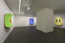 Installation view, Ron Gorchov,Concord,Vito Schnabel Gallery, St. Moritz, 2016