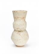 Lucie Rie 'Goitre' vase, c. 1986