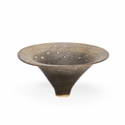 Lucie Rie Flaring bowl, c. 1975