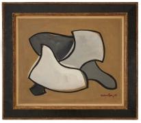 Man Ray, The Tortoise, 1944