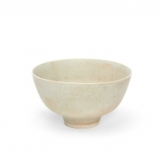Lucie Rie Footed bowl, c. 1984