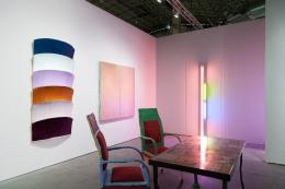 Installation view, EXPO Chicago,Vito Schnabel Gallery, St. Moritz,2018