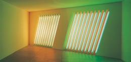 Dan Flavin untitled (Marfa project), 1996