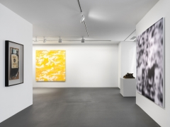 Installation view,The Age of Ambiguity, Curated by Bob Colacello, Vito Schnabel Gallery, St. Moritz, 2017,