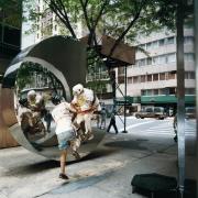 Public Sculpture Tackle (Queen Elizabeth Monument)