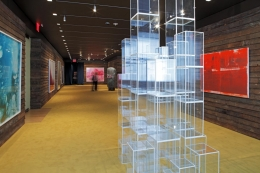 Installation view,These Days,Sotheby's S|2, New York, 2011