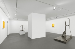Installation view, Sterling Ruby, MIX PIZ, Vito Schnabel Gallery, St. Moritz, 2017