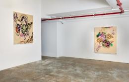 Installation view: Robert Nava, Angels, Vito Schnabel Gallery, New York