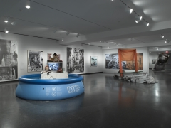 Installation view, The Bruce High Quality Foundation,Ode to Joy: 2001-2013, Brooklyn Museum, Brooklyn, 2013