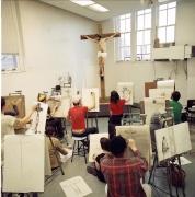 Drawing Jesus