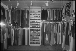 Polly Bergen's Closet, Holmby Hills, Los Angeles, 1978