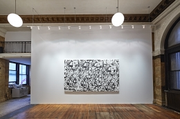 Installation view, First Show / Last Show, 190 Bowery, New York, 2015