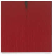 Pat Steir Red, 2018