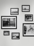 Installation view: Bob Colacello: On The Road