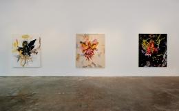 Installation view: Robert Nava, Angels Vito Schnabel Gallery, New York
